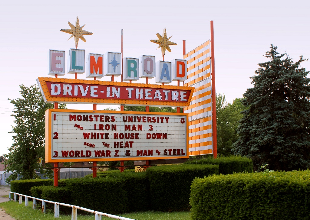 Boasts  Most World in Drive-In the Ohio the Now Theaters