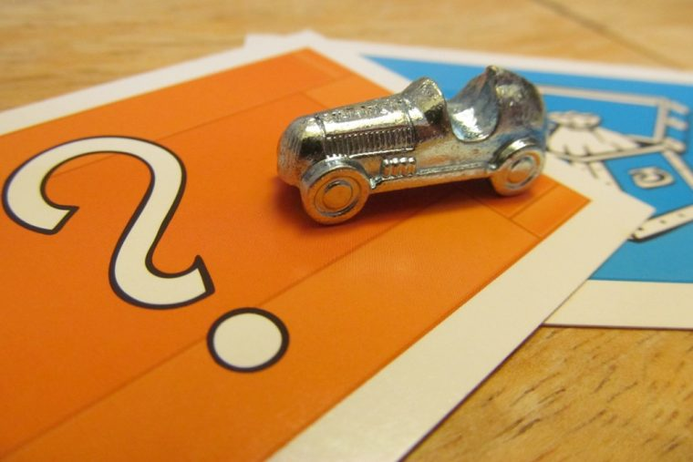 Origin & Model Inspiration of the Monopoly Car Piece board game token