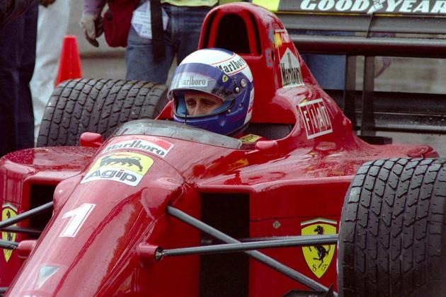 Alain Prost Formula 1 profile