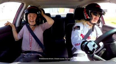 Nissan launched the 'Ride of Your Life' Altima campaign again in 2015