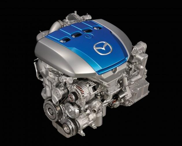 SKYACTIV-D Diesel Engine