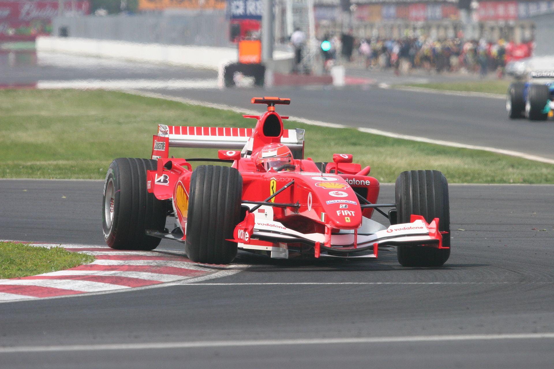 Formel 1 Weltmeister 2005 Und 2006