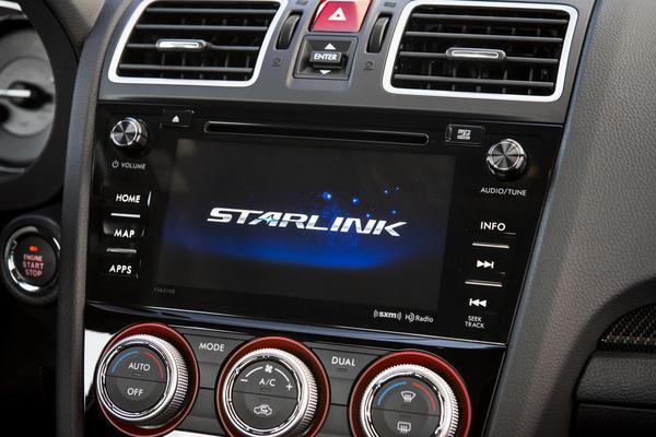subaru starlink siriusxm radio