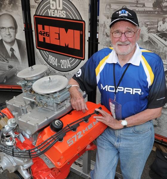 Chrysler Customer Care >> Tom Hoover, Father of the 426 HEMI, Passes Away - The News Wheel