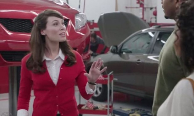 Who Is The Actress Jan In The Toyota Commercials Autos