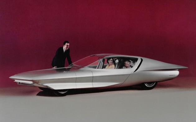 Firebird IV concept