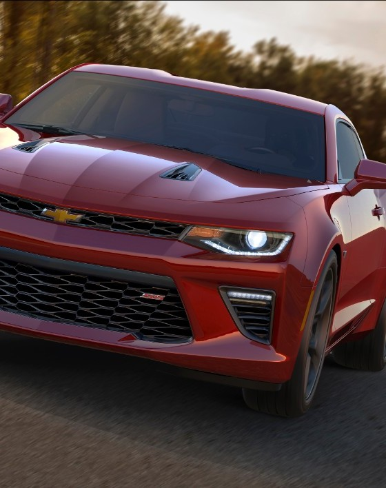 2016 Chevy Camaro Lands On Car And Driver 10best List The News Wheel