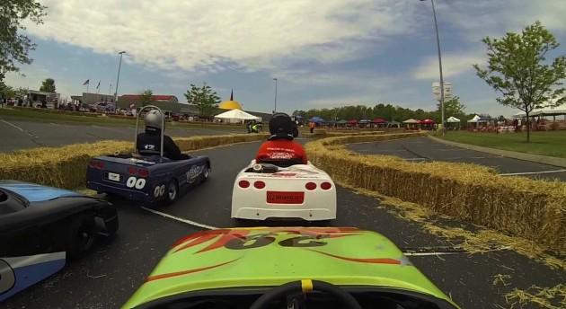 The 2014 Junior Academy Mini Corvette Challenge
