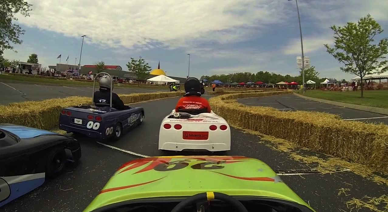 national corvette museum hosts 21st running of the mini corvette. Cars Review. Best American Auto & Cars Review
