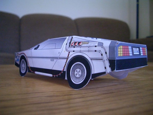 Papercraft Tips for Paper Cars