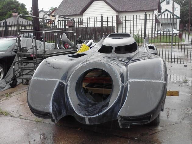 Carl's Batmobile