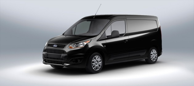 2015 Ford Transit Connect Van