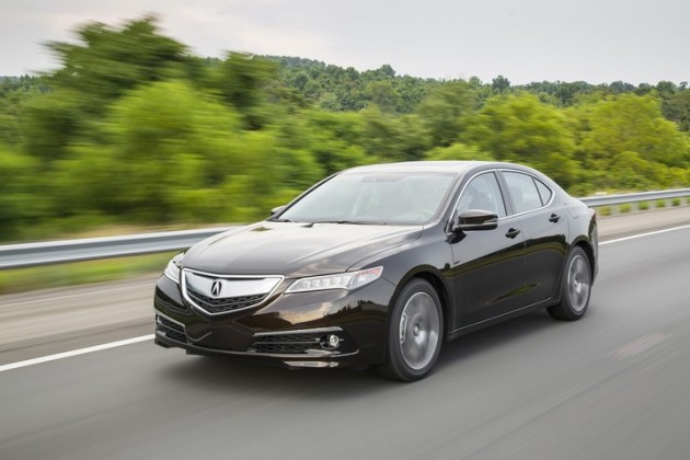 2015 Acura TLX Performance