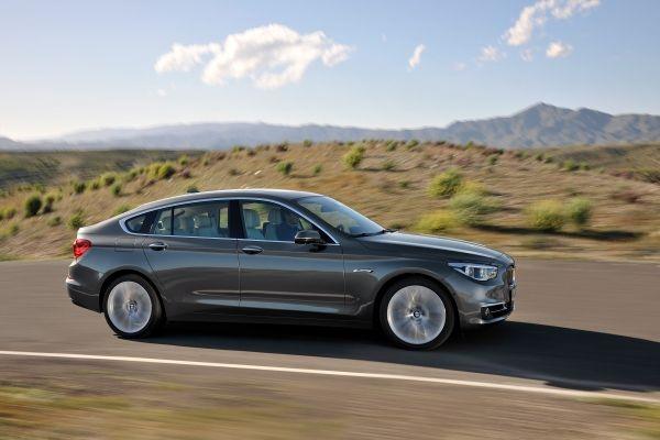 2015 BMW 5 Series Safety