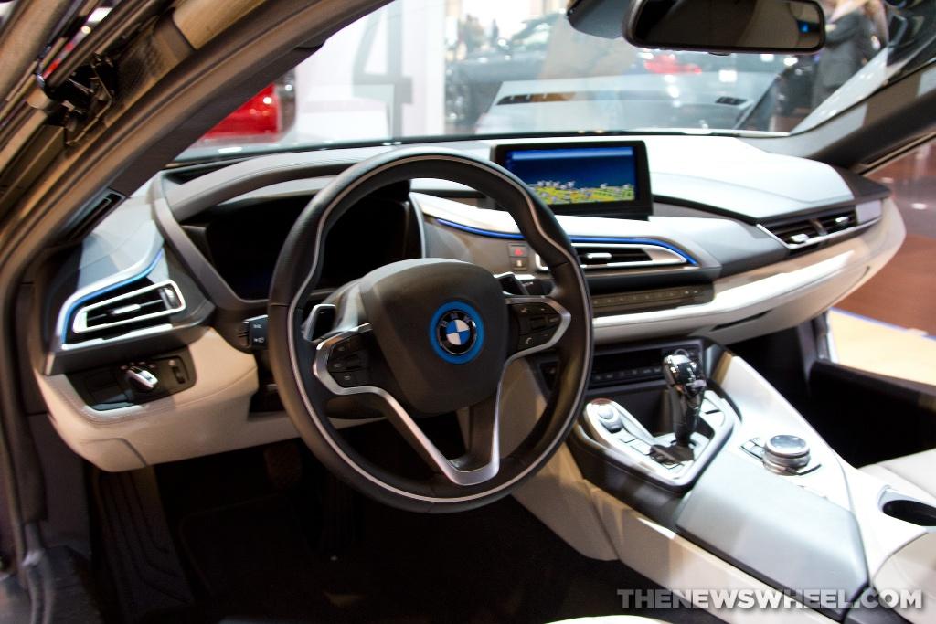 2015 bmw i8 interior the news wheel for I 8 interior