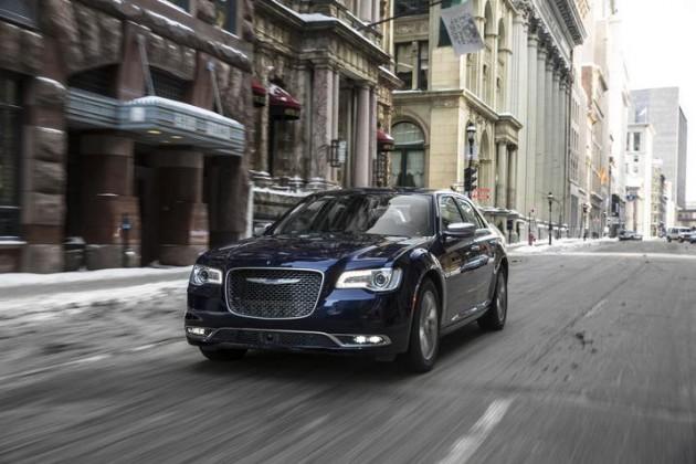 2015 Chrysler 300 Efficiency