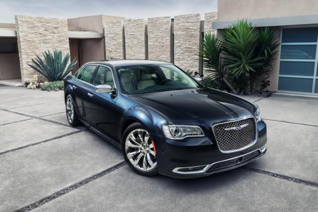 2015 Chrysler 300 New