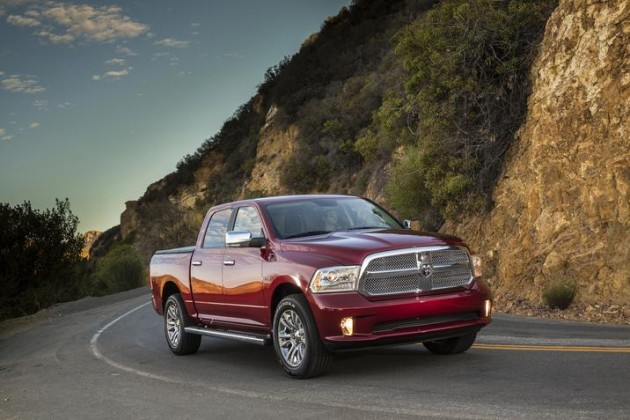 2015 Dodge Ram Efficiency