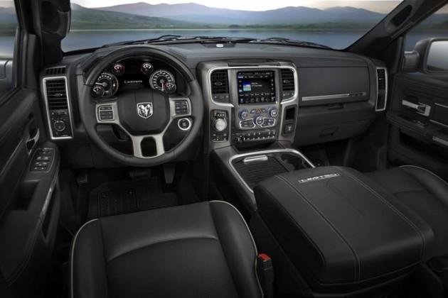 2015 Dodge Ram Interior