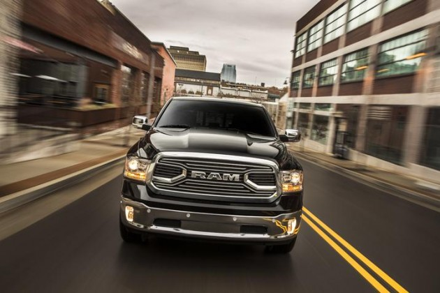 2015 Dodge Ram Performance