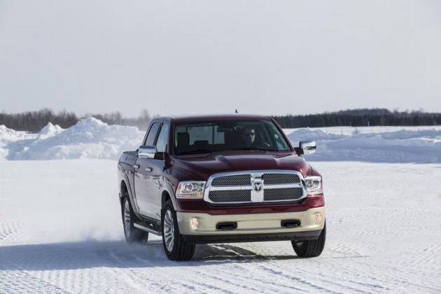 2015 Dodge Ram Safety