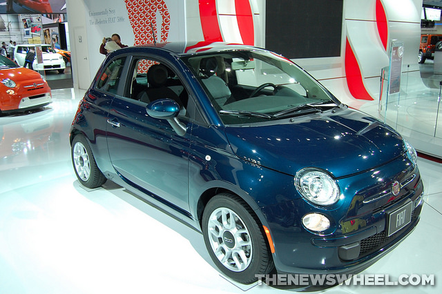 2015 Fiat 500 Overview | The News Wheel