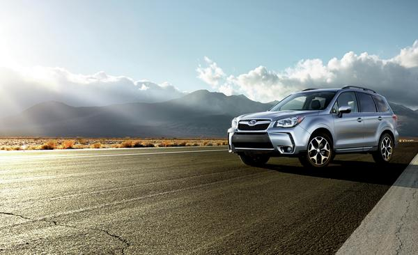 The 2015 Subaru Forester was Subaru's best-selling model in May 2015