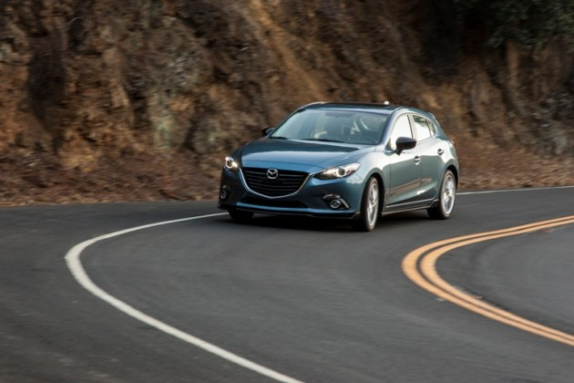 2015 Mazda3 Efficiency