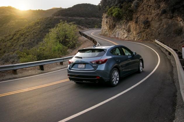 2015 Mazda3 Safety