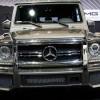 2015 Mercedes-Benz G-Class Exterior