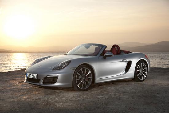 2015 Porsche Boxster New