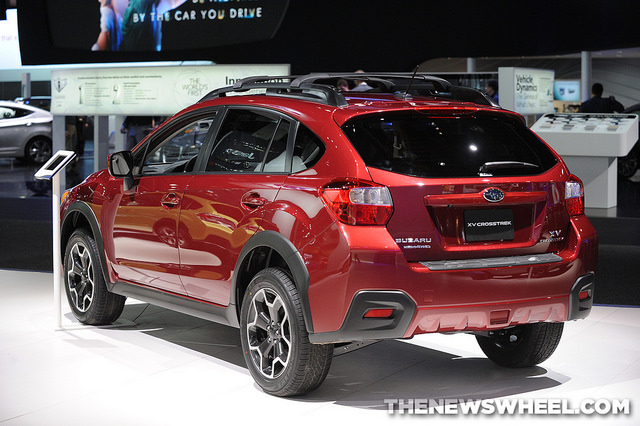 2015 subaru xv crosstrek overview the news wheel. Black Bedroom Furniture Sets. Home Design Ideas