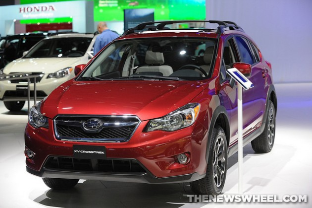 2015 Subaru XV Crosstrek | Subaru June Sales
