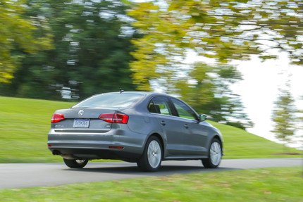 2015 Volkswagen Jetta Efficiency