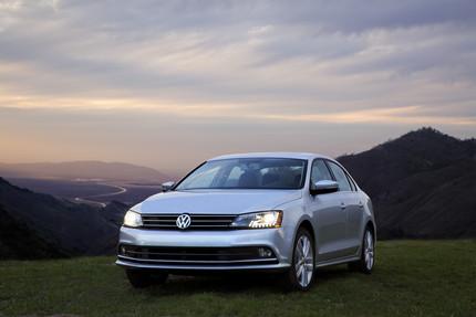 2015 Volkswagen Jetta Exterior