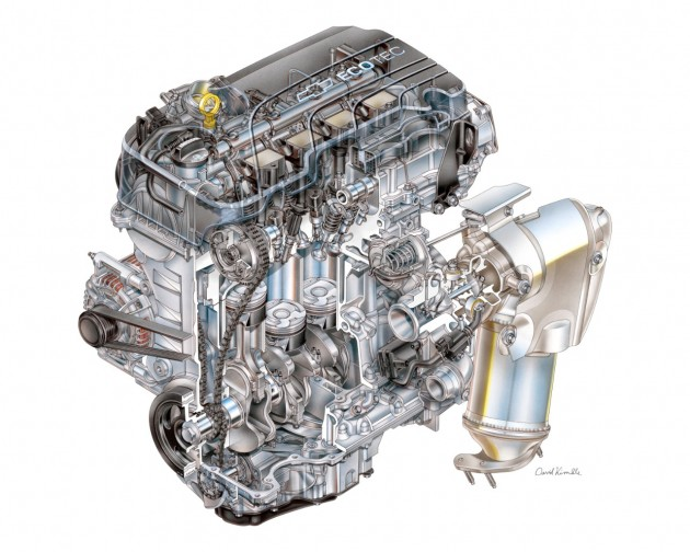 New Family of Ecotec Engines Coming to 2016 Chevy Cruze ...