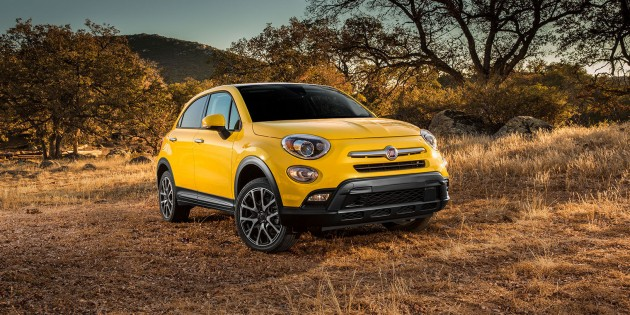 Take a selfie for a chance to win a  new Fiat 500x Crossover?