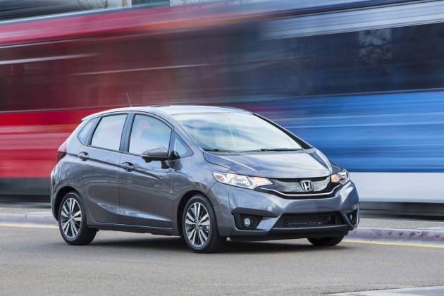 The 2016 Honda Fit