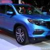 2016 Honda Pilot Blue