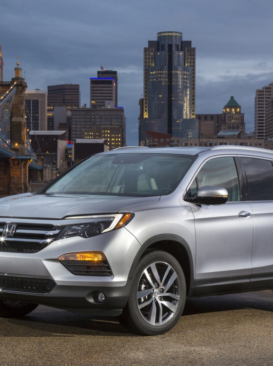 2016 Honda Pilot on Sale Now, Priced at $29,995 - The News Wheel