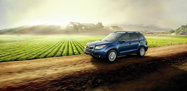 2016 Subaru Forester | subaru october sales