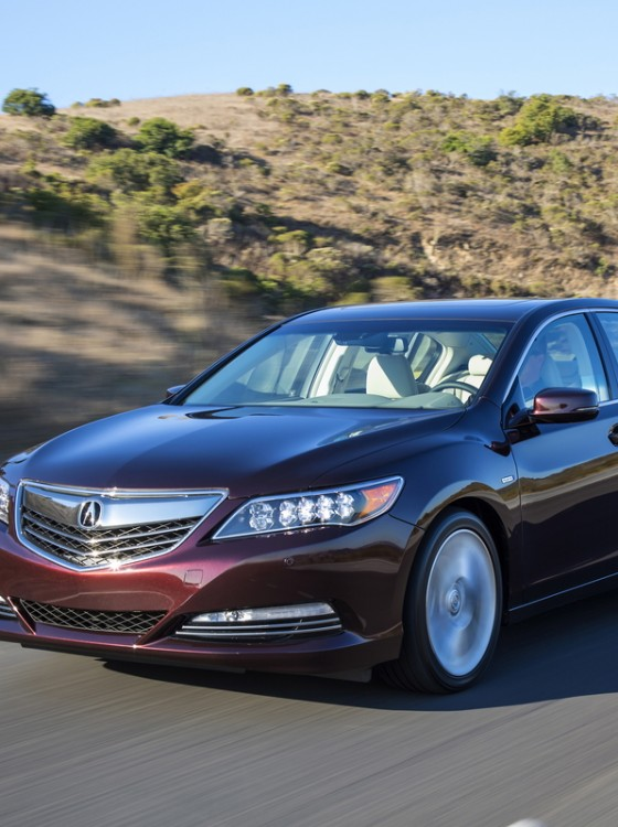 2016 acura rlx sport hybrid to go on sale june 3 the news wheel. Black Bedroom Furniture Sets. Home Design Ideas
