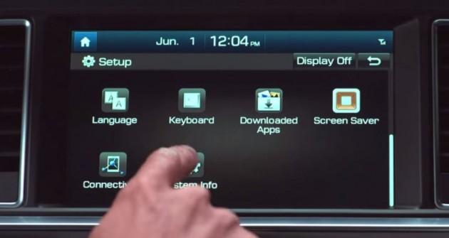 Android Auto Installation Directions 2015 Hyundai Sonata