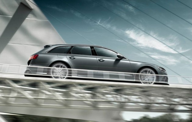 Audi produces 100% galvanized cars to prevent corrosion.