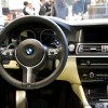BMW 535d 5 Series interior