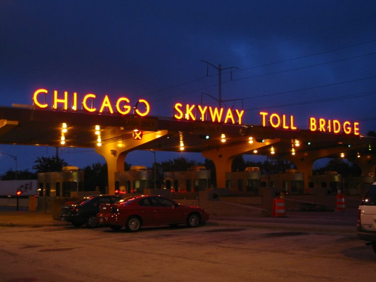 chicago skyway toll - most expensive toll roads in america