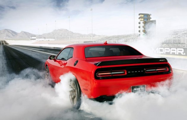 2015 Dodge Challenger Performance