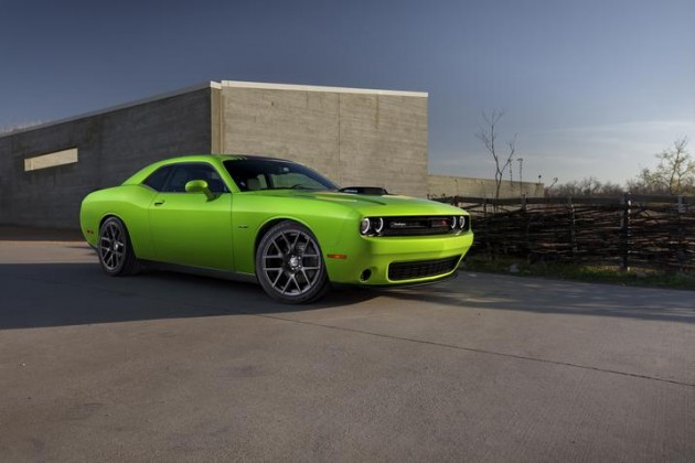 2015 Dodge Challenger Safety