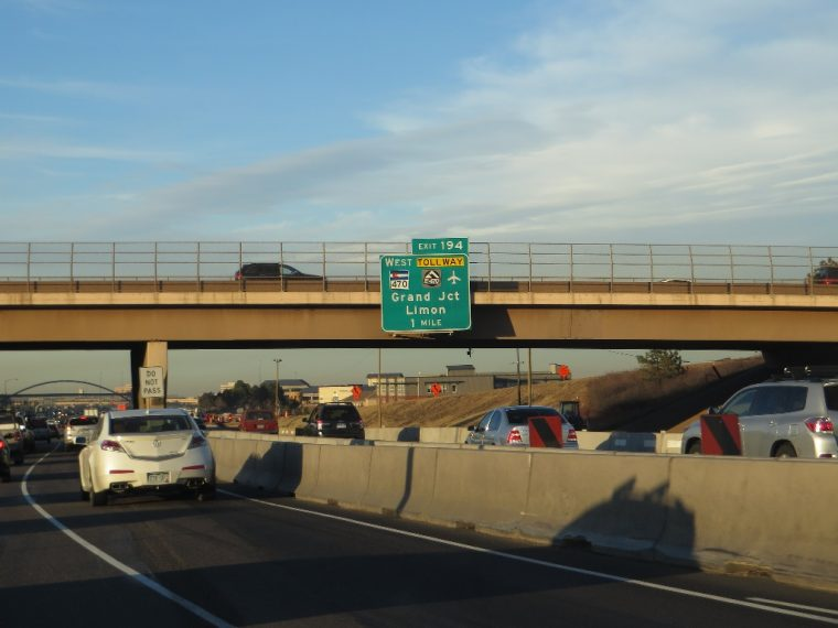 E-470 toll - most expensive toll roads in america