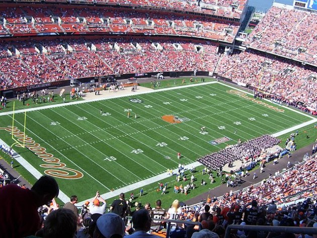 FirstEnergy Stadium - Cleveland - best games and stadiums to tailgate